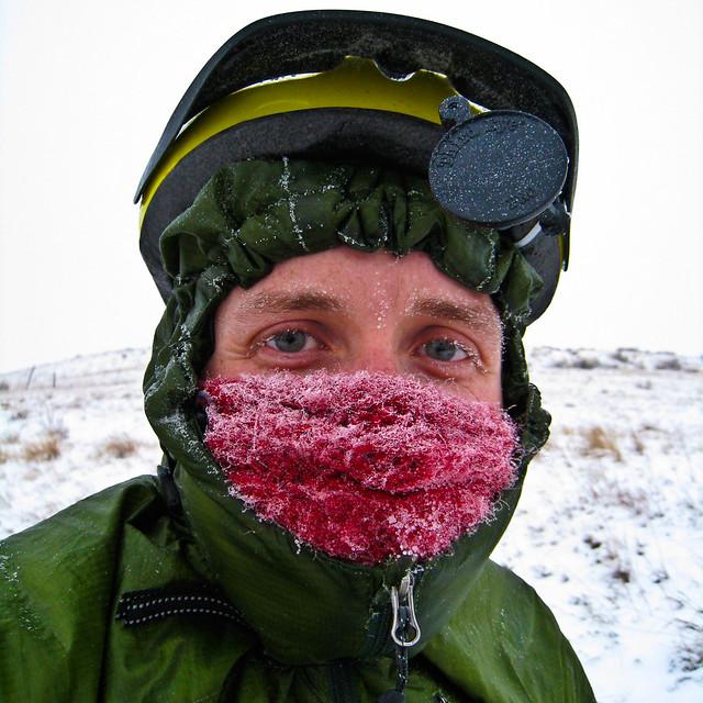 Colorado Ice Biker