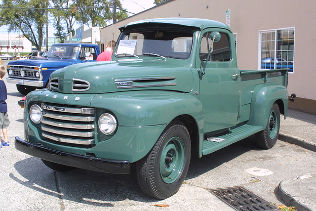 1949 Ford F3 Truck http://www.flickr.com/photos/daddio/3846333697/