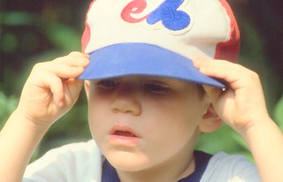 Geoffrey in his Expos Phase