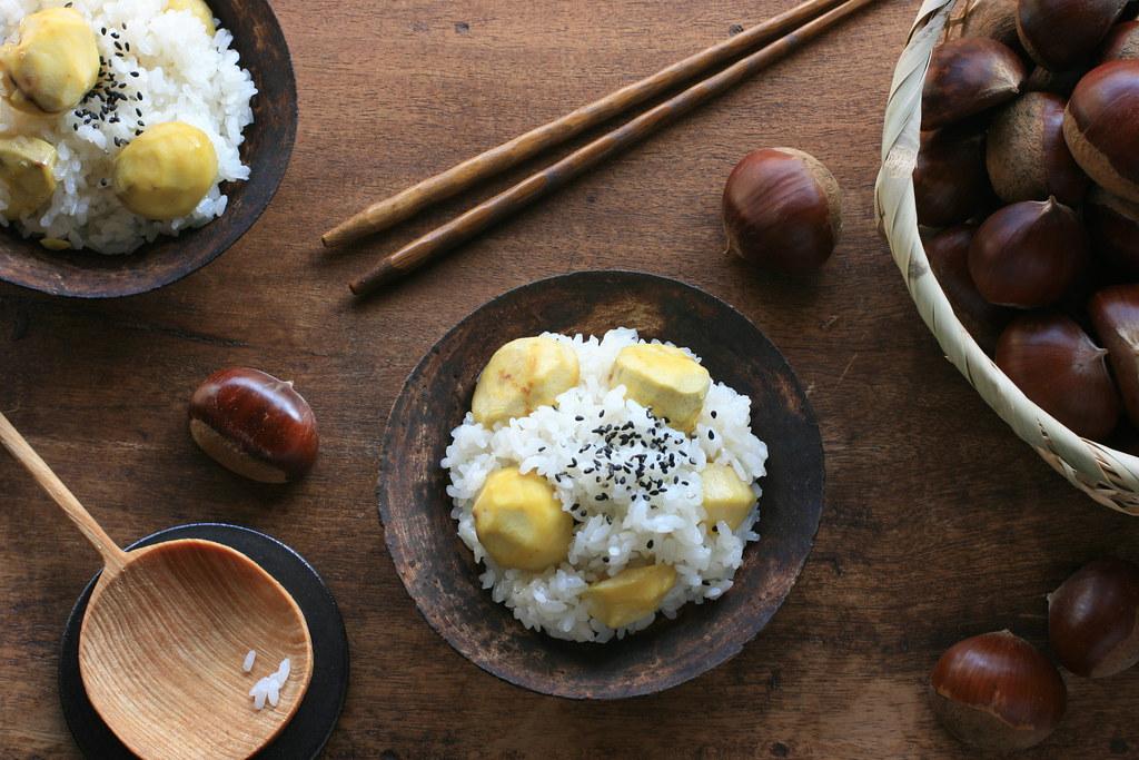 Kuri Gohan (Chestnut Rice)