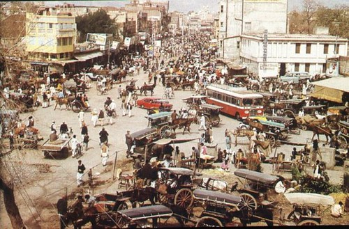 Old memories of Rawalpindi Raja Bazar