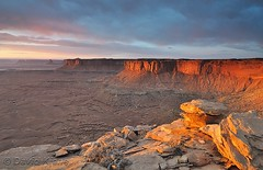 Canyonlands Sunset, Canyonlands National Park, Utah
