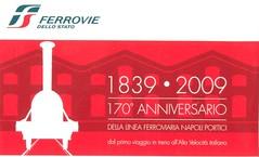 2 ottobre 2009 - 170° Napoli-Portici