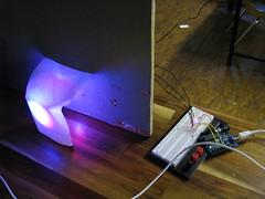 RGB LED w/ Arduino Test