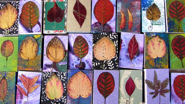 Matchboxes with Leaves