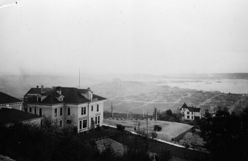 View from Queen Anne, 1903