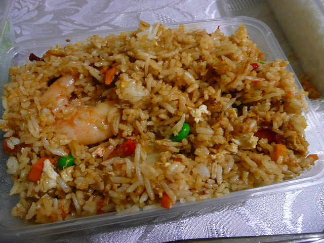 Special fried rice flickr photo sharing for Cuisine mauricienne