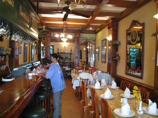 Restaurant La Fourchette Tours