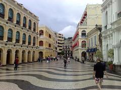 Portuguese inspired architecture