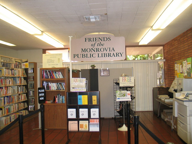 Friends Of The Monrovia Public Library Gift Store Explore Flickr Photo Sharing