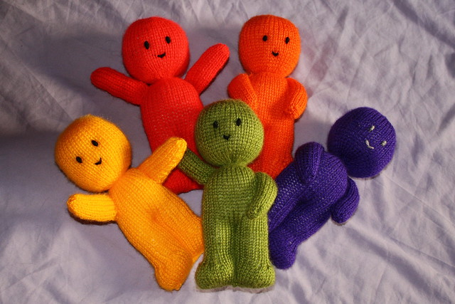 Knitting Pattern For Jelly Babies : Jelly Babies Flickr - Photo Sharing!