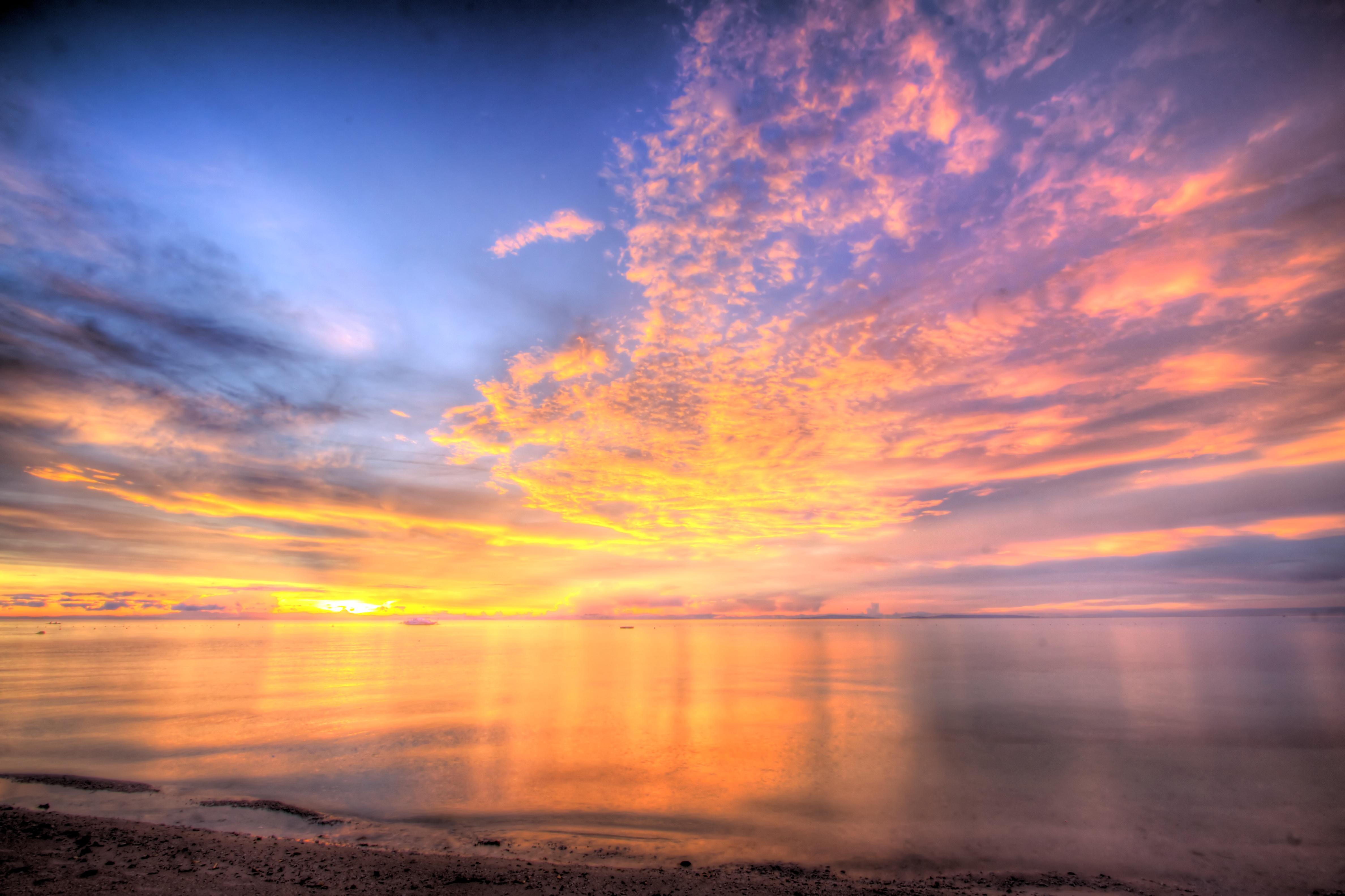 Cebu Sunrise - BookCheapTravels.com