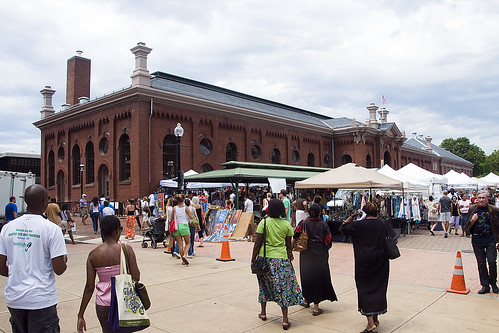 Washington DC - Eastern Market