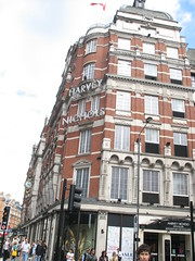 Harvey Nichols, Knightsbridge, London