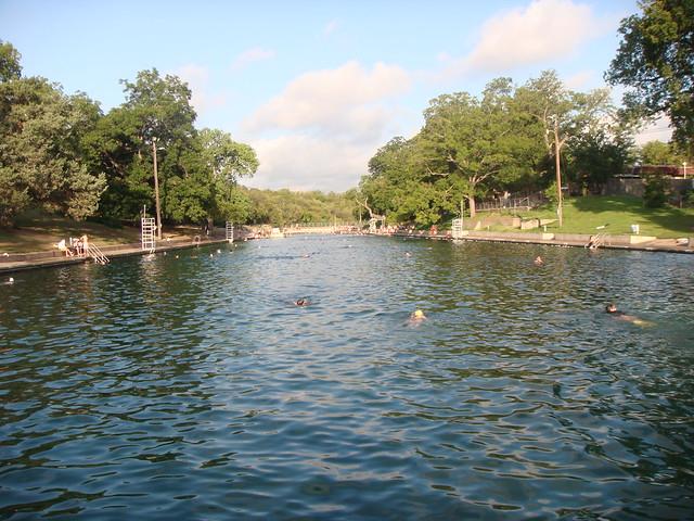 Barton Springs Pool Austin Texas Flickr Photo Sharing