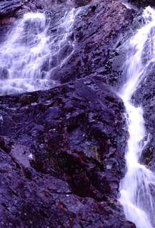Agawa Canyon Waterfall 08