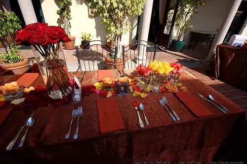 table setup    MG 2188