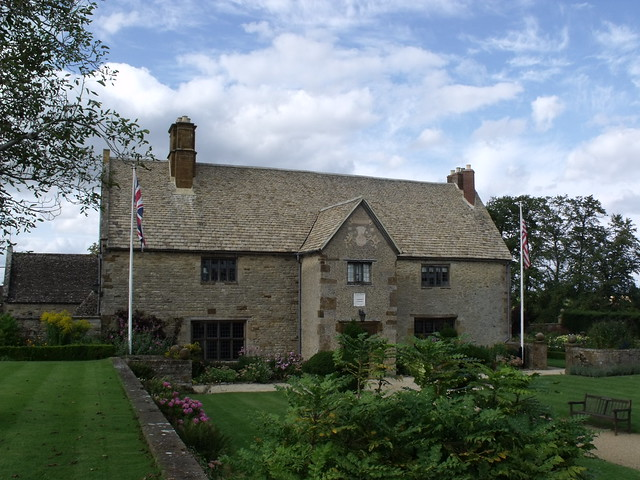 Sulgrave Manor - home of George Washington