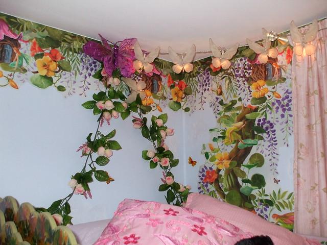 Fairy Garden Bedroom