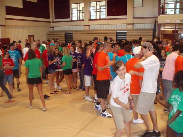 Chestnut Hill College New Student Orientation Team Building Philidephia, PA (34)