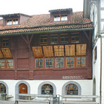 Old house in Arbon, Switzerland, 15th century