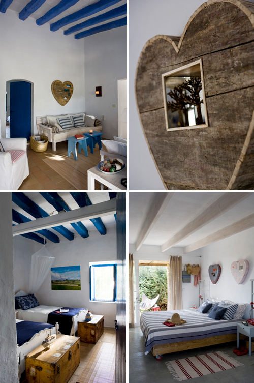 A beautiful spanish summer house the style files for Arredamento stile mare