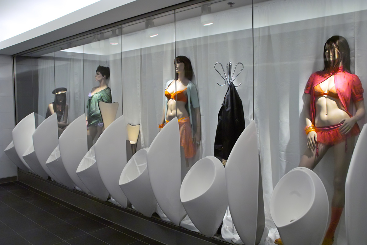 Loop5 - Urinal - Mens Restroom - A Photo On Flickriver-3222