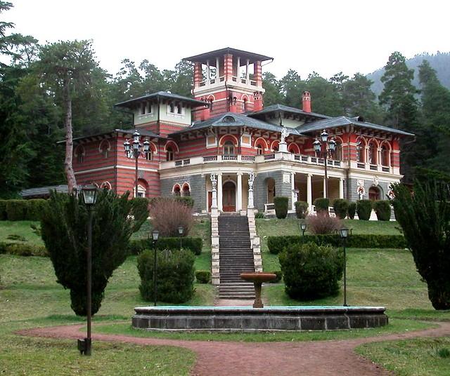 Romanov Summer Residence, Likani, Borjomi, Georgia