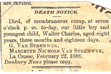 Uncle Walter-obit