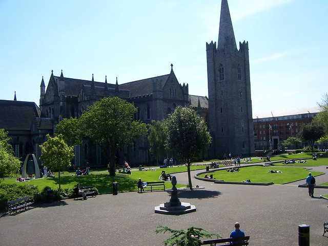 178 - St. Patrick Cathedral, Dublin