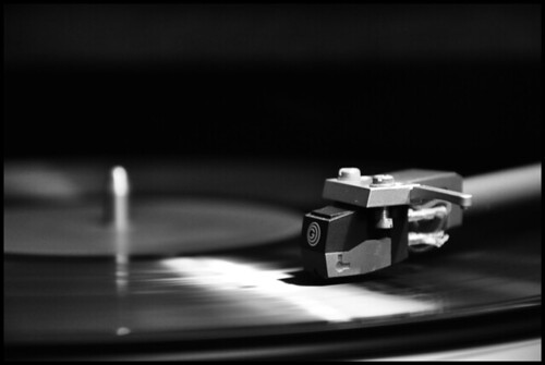 B&W Record Player