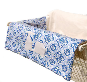 Deluxe Shopping Cart Cover - Finchley