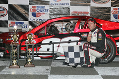 Keith Rocco Wins 36th Annual Coors Light SK Modified 100