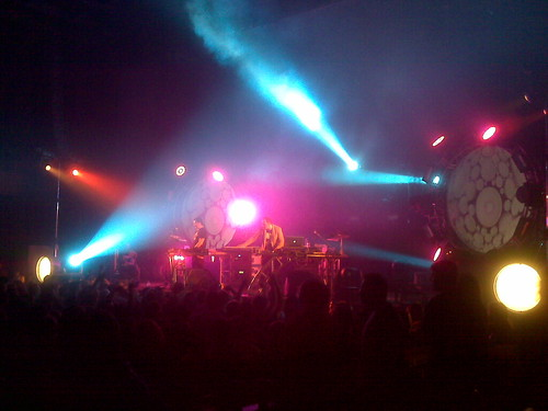 Crystal Method Concert - St. Louis