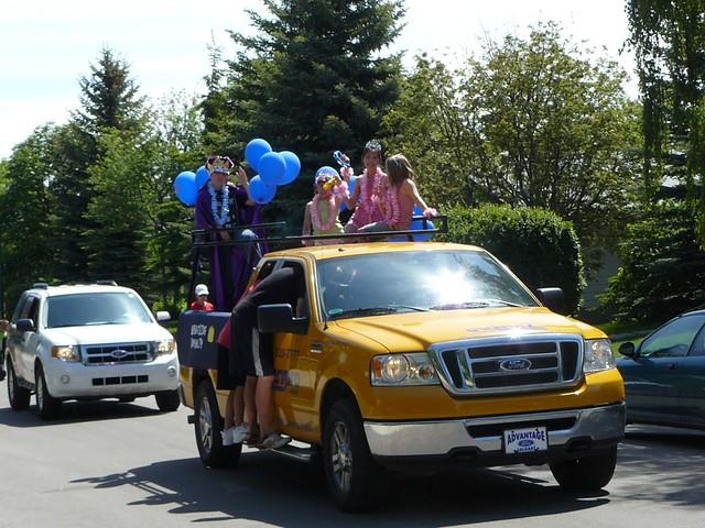 2009 Braeside Parade