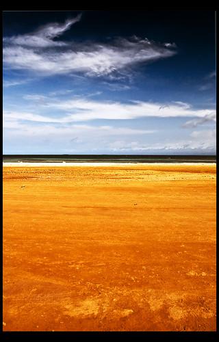 sky clouds landscape sand colours venezuela colores arena cielo nubes falcon marte morrocoy