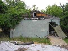 Refrigeration Shop at DC Village