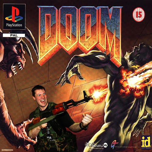 Steve's Doom