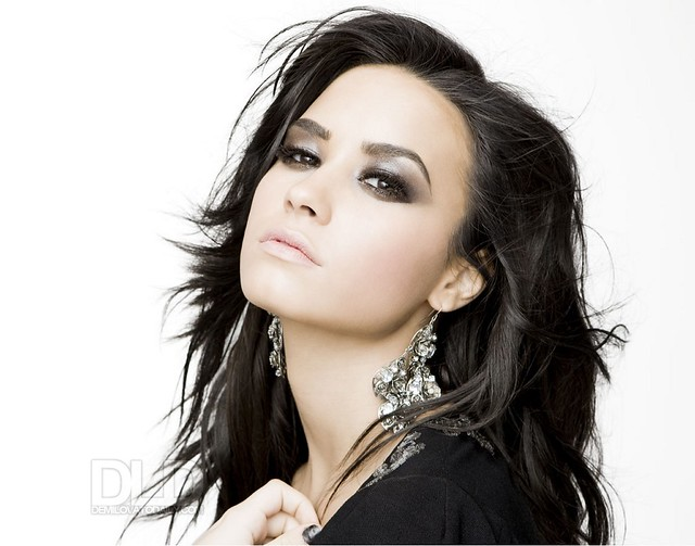 Demi Lovato Here We Go Again Photo shoot