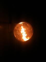 Lampe im Admiralspalast
