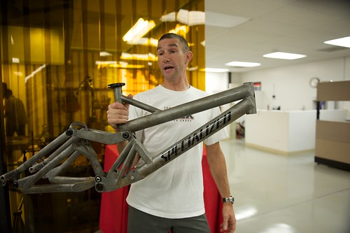 Behind the Scenes: Specialized Bikes