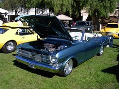 1962 Chevy Nova Convertible