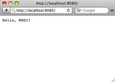 HTTP Localhost 8080