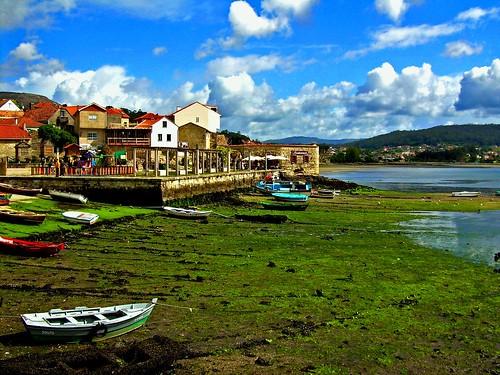 Pueblo de Combarro (Pontevedra)