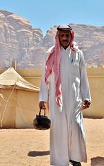 Jordan (Part 4) - Wadi Rum Desert Trekking