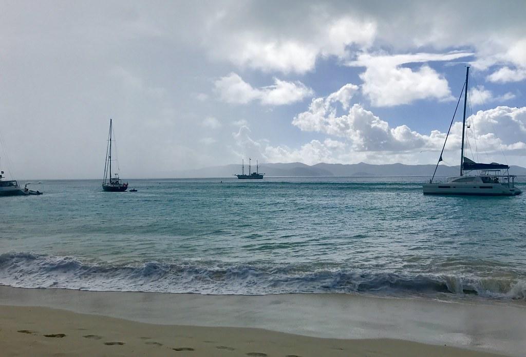 Jost Van Dyke - Update The British Virgin Islands
