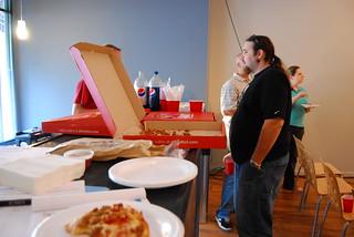 Mmmm...Pizza