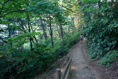 Takaosan Trail No. 4