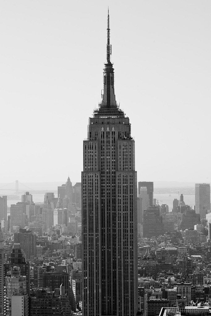 Date Construction Empire State Building