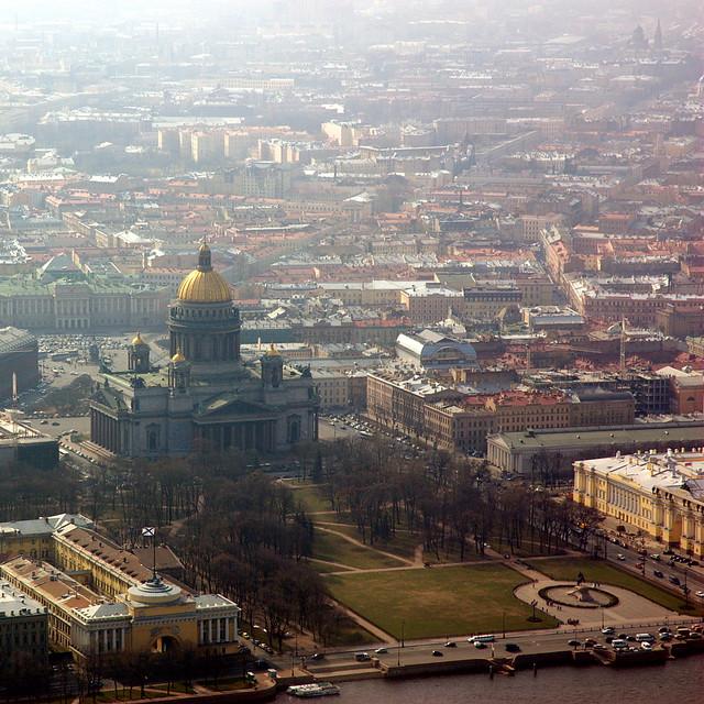 Un poco de St. Petesburgo
